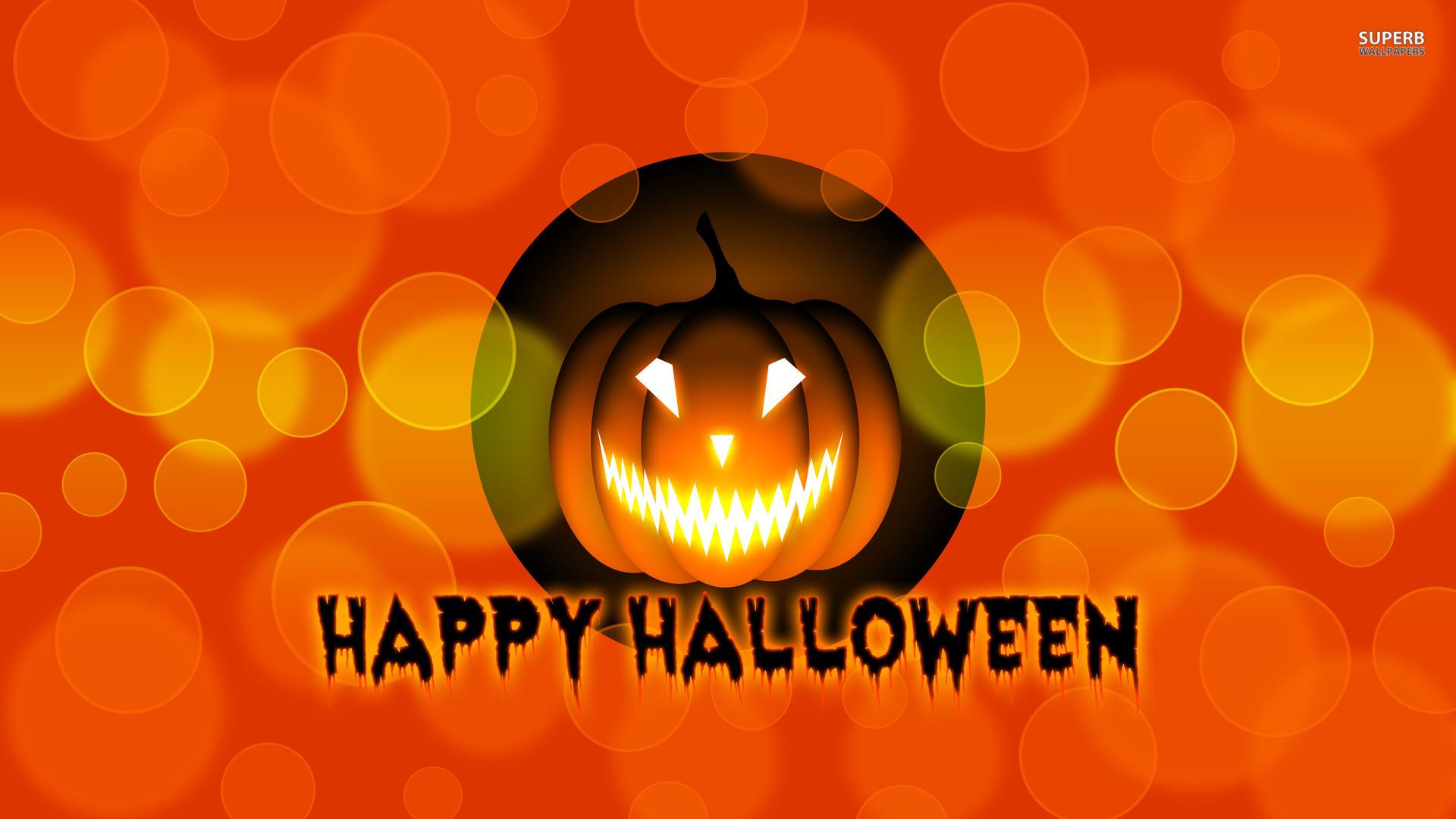 Wallpapers Happy Halloween (84+)