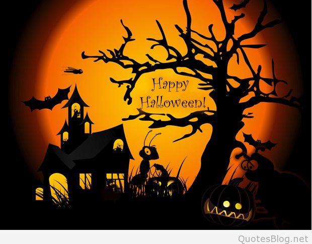 Happy Halloween wallpapers backgrounds 2015