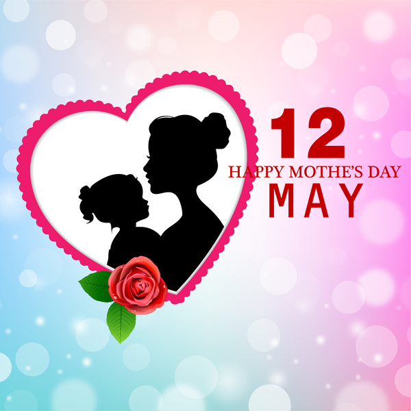 Happy mother day wallpaper free vector download (11,652 Free