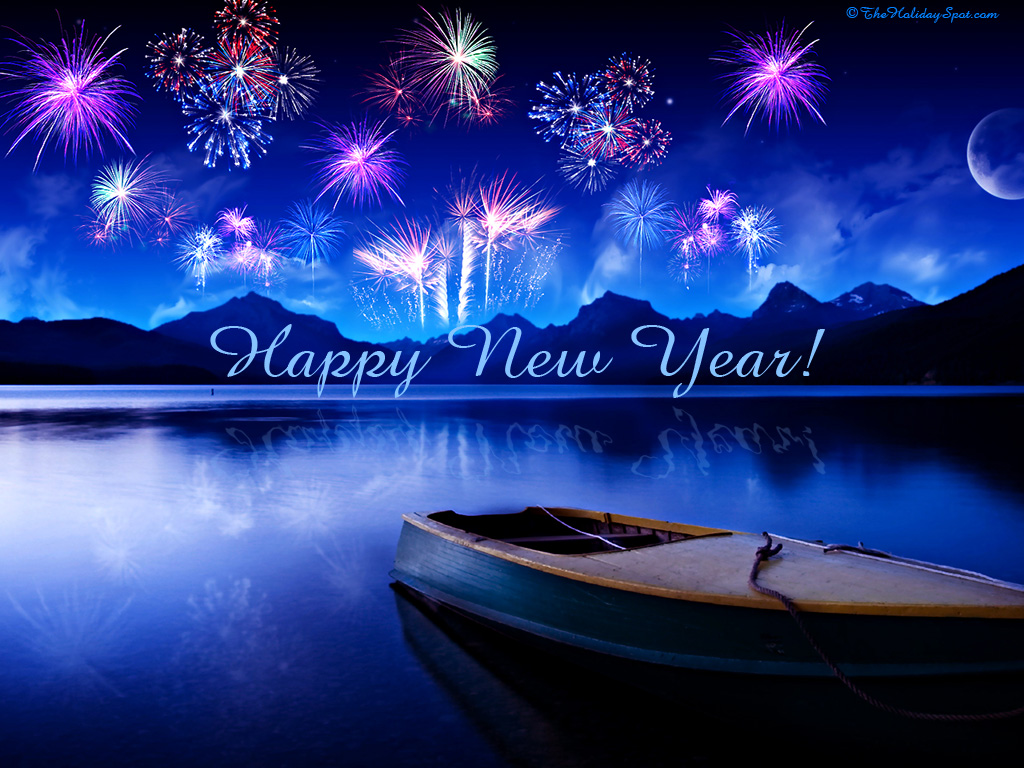 Happy New Year Backgrounds Page 1