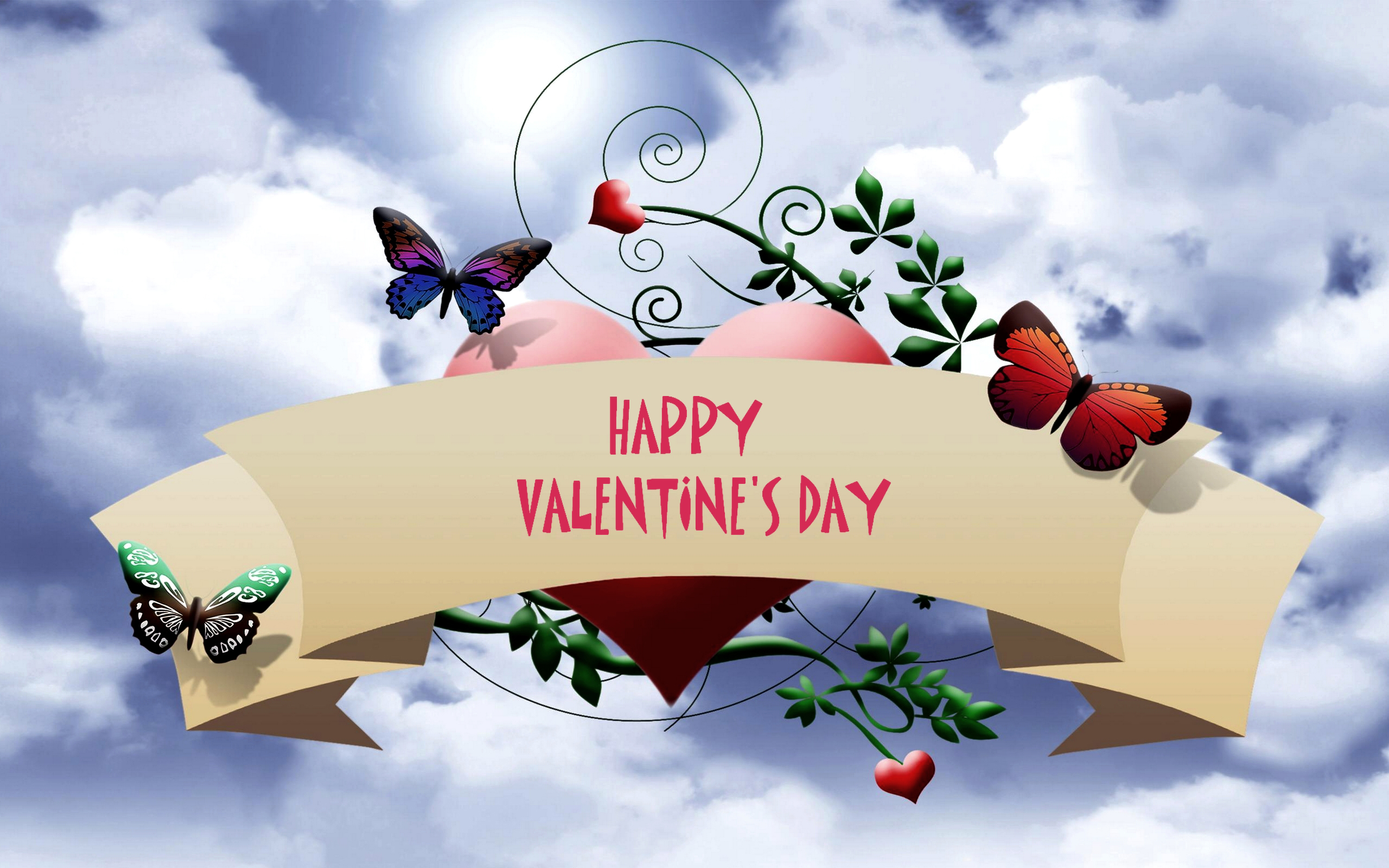 Images Of Happy Valentine Day Wallpaper Free