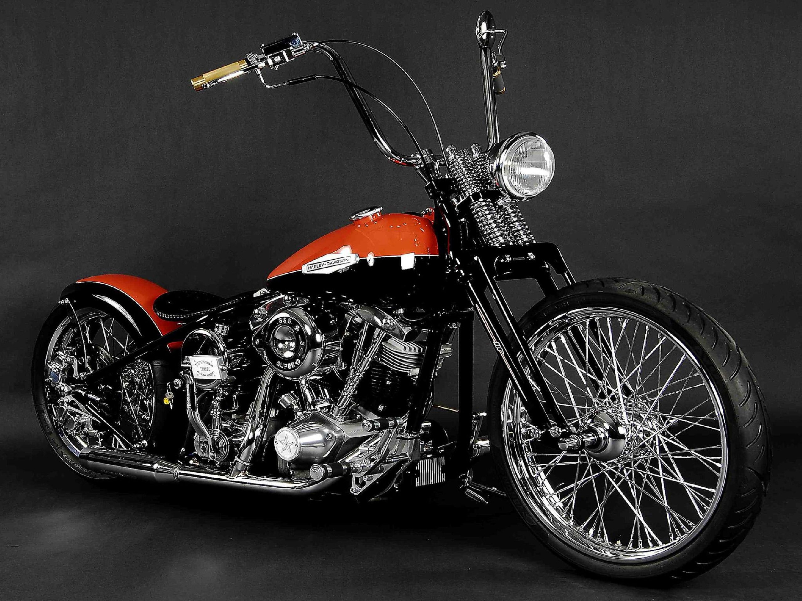 296 Harley-Davidson HD Wallpapers | Backgrounds - Wallpaper Abyss