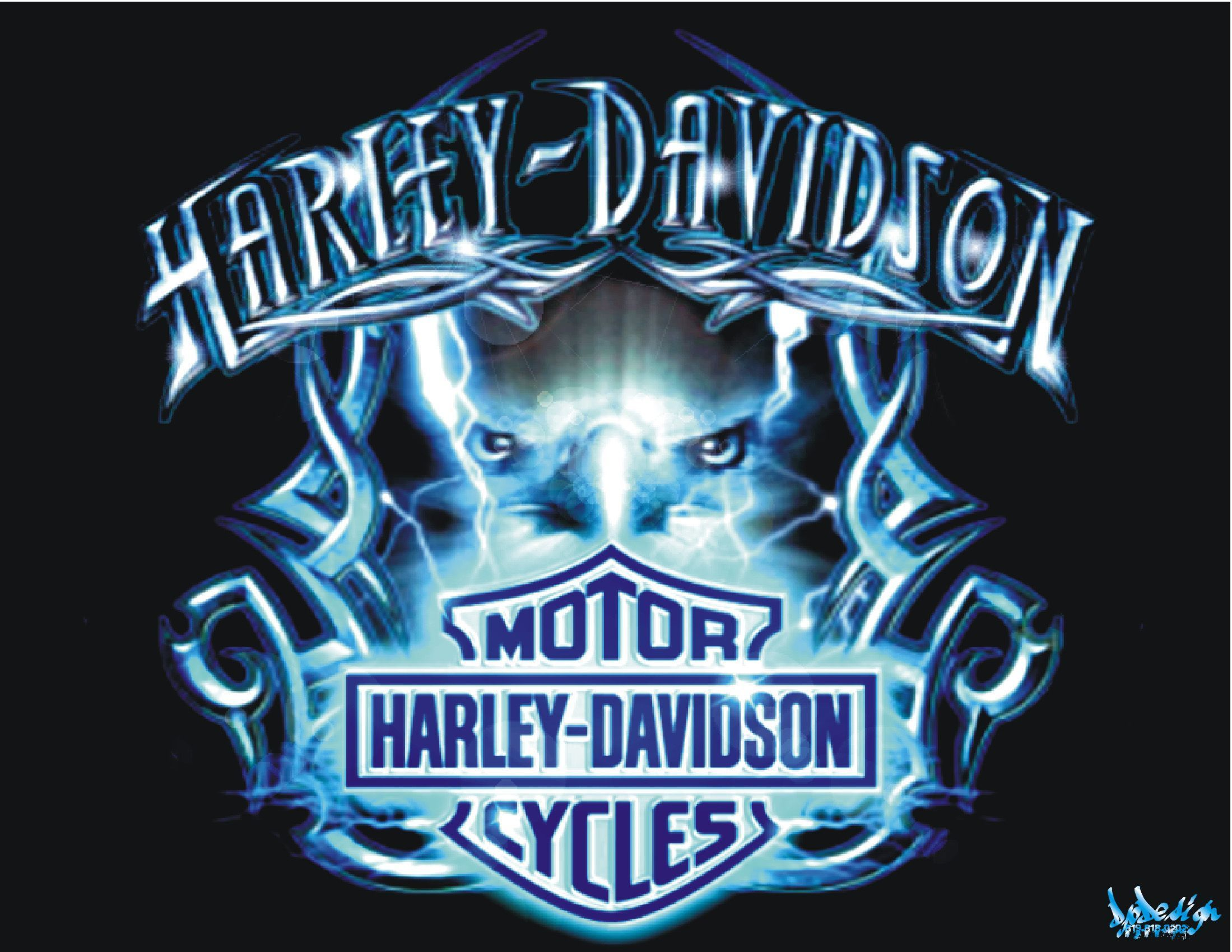 Harley Davidson Desktop Wallpapers Group (78+)