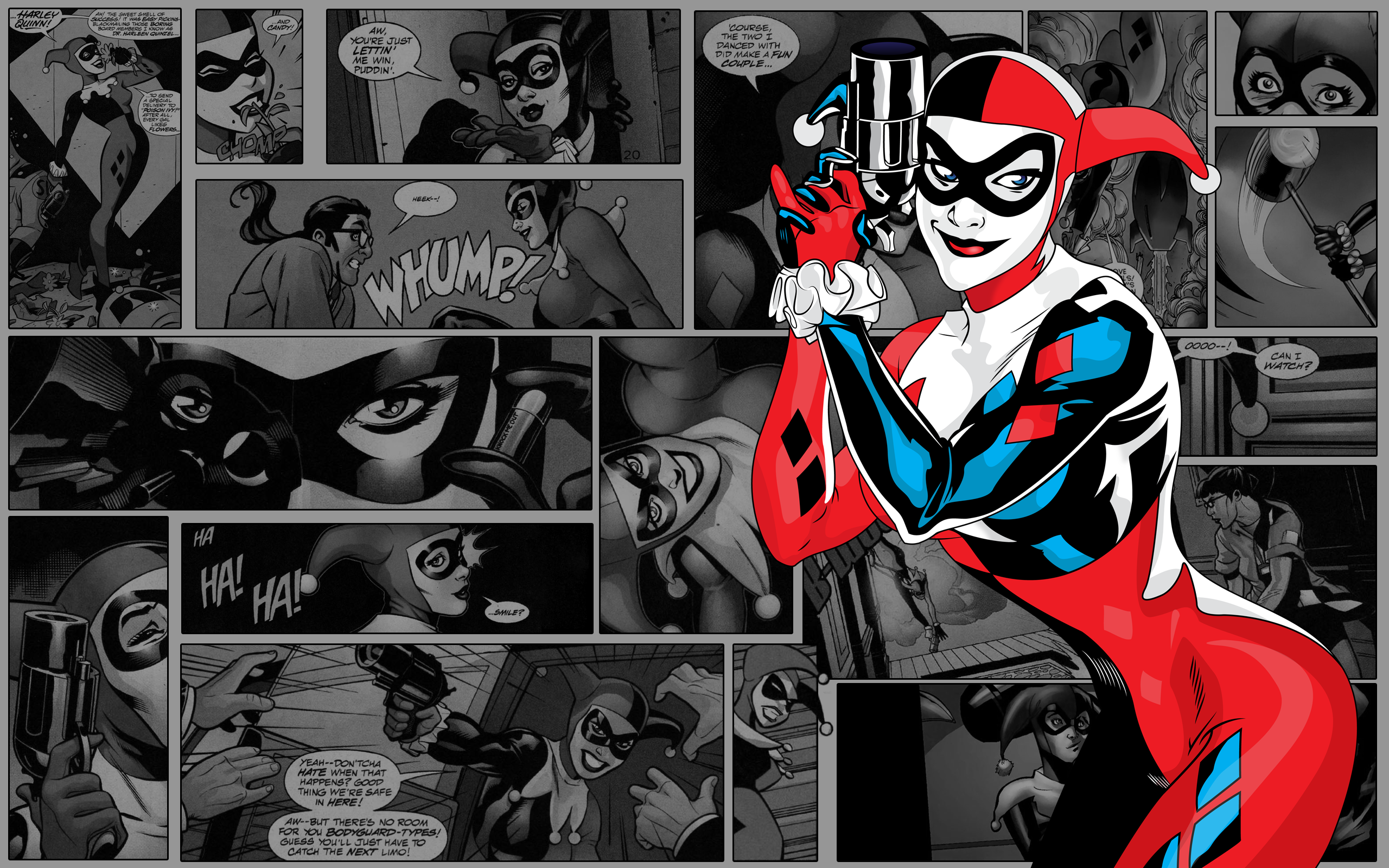 17 Best images about Harley Quinn on Pinterest | Popular