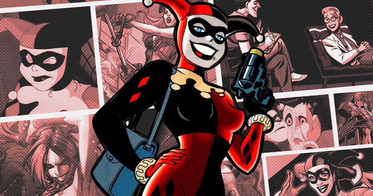 The Strange, Hidden Story of Harley Quinn -- Vulture