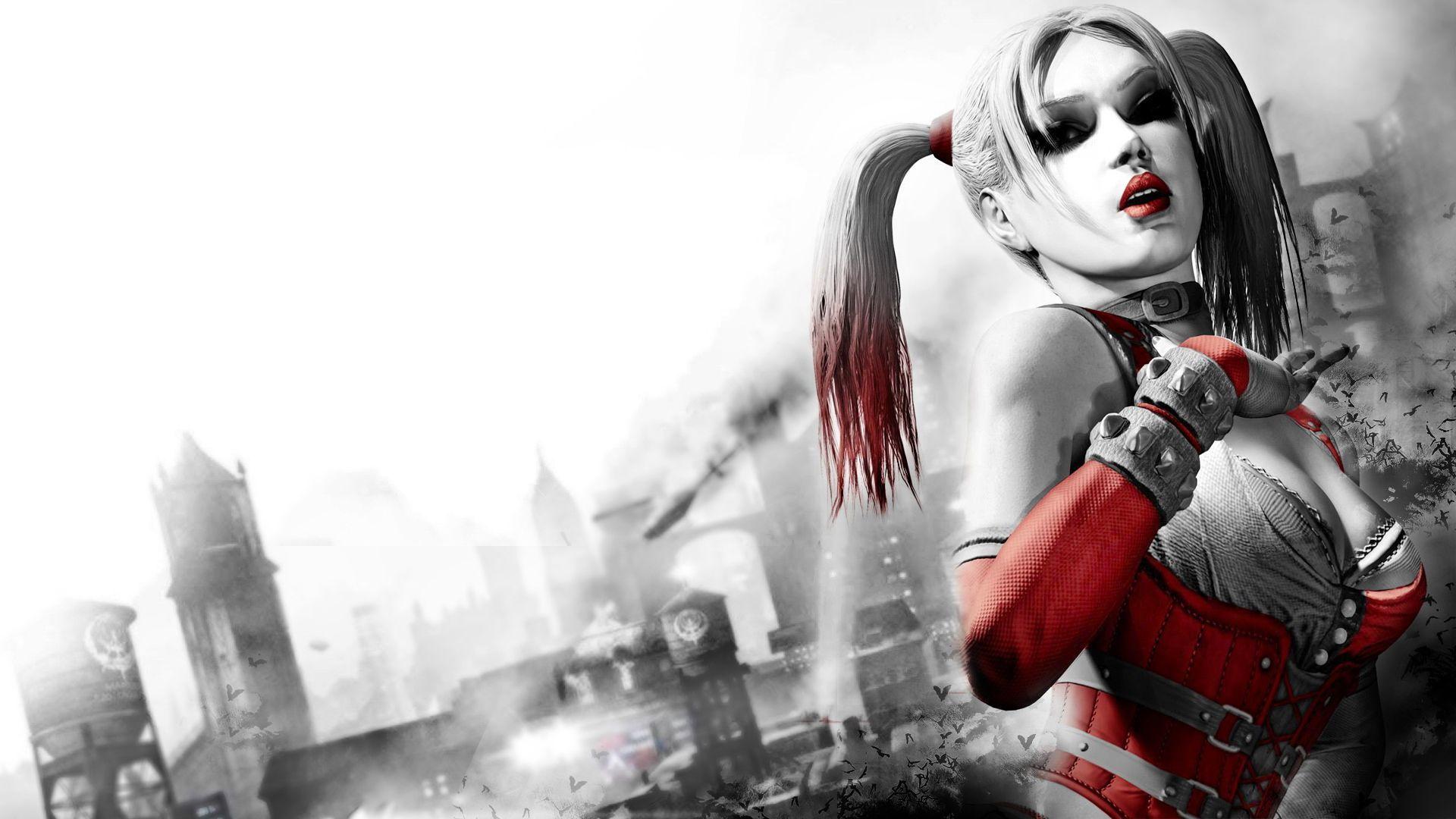 Harley Quinn Wallpaper HD 1080p - WallpaperSafari