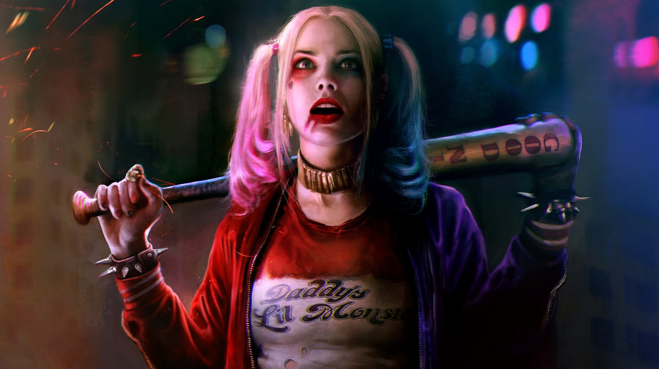 335 Harley Quinn HD Wallpapers | Backgrounds - Wallpaper Abyss