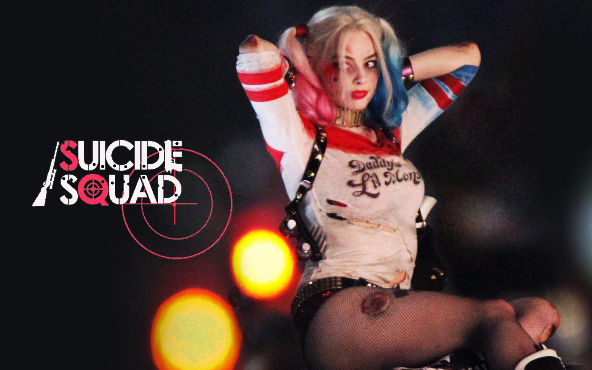 Harley Quinn Suicide Squad Wallpapers - WallpaperSafari
