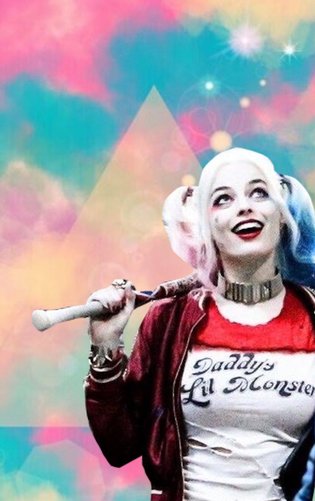 Harley Quinn Wallpaper iPhone - WallpaperSafari