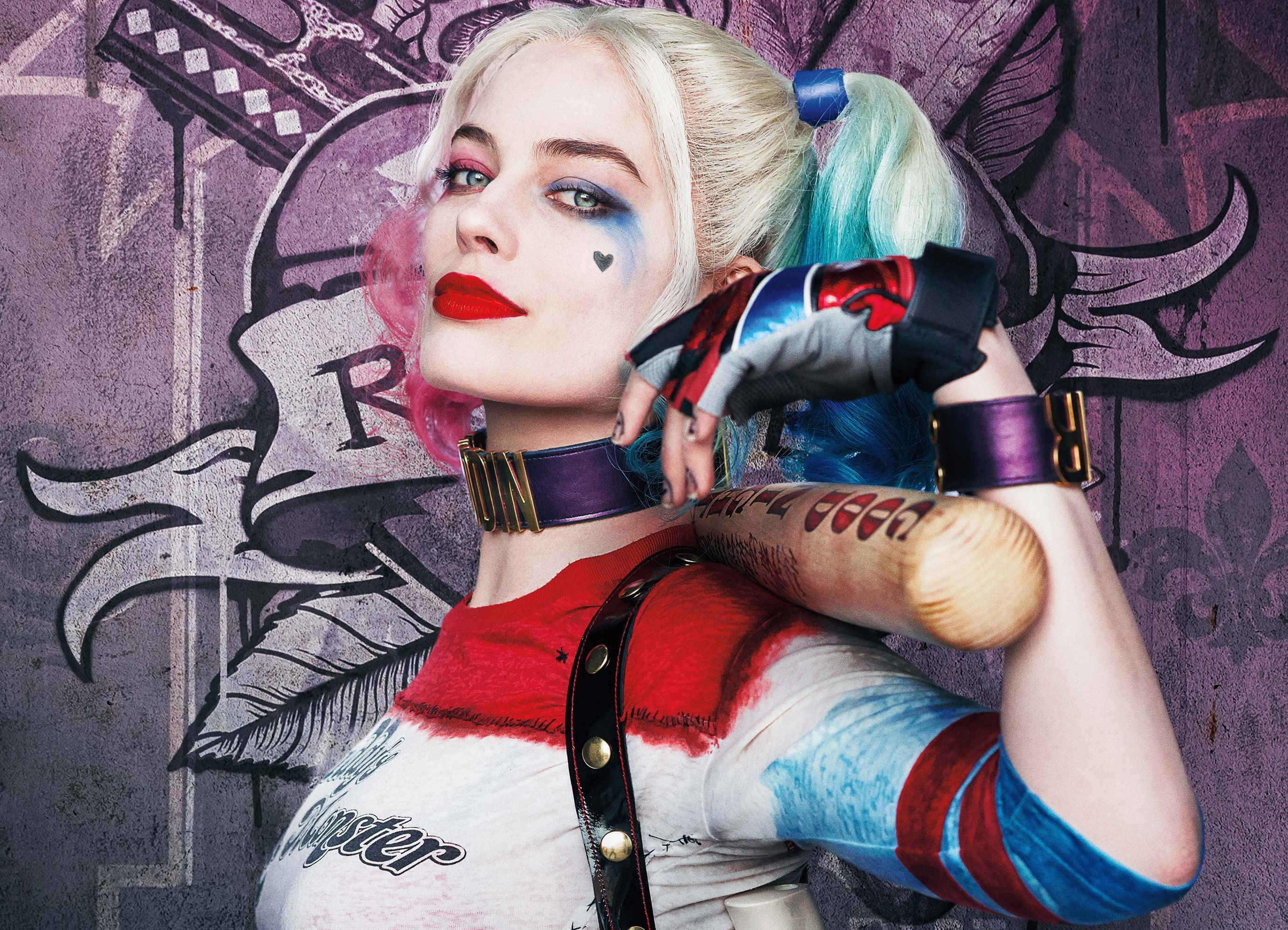 334 Harley Quinn HD Wallpapers | Backgrounds - Wallpaper Abyss