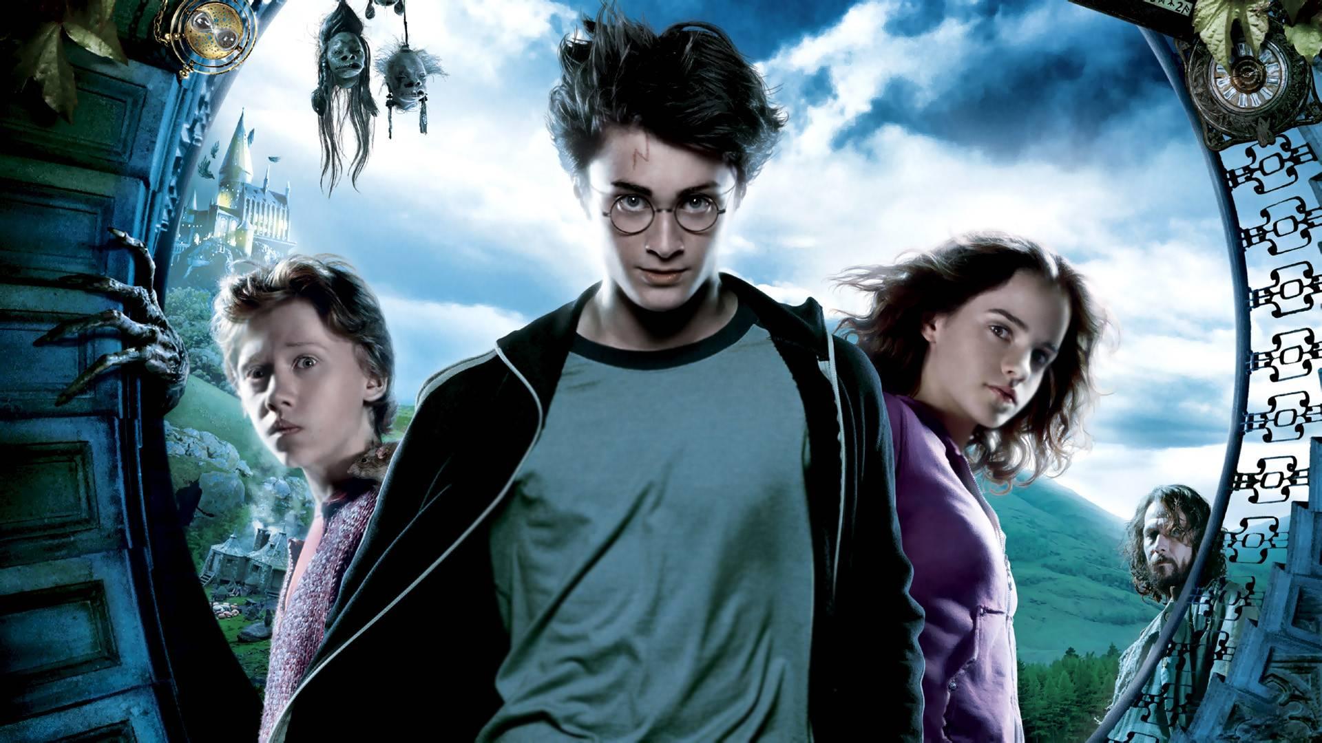 Harry Potter and the Prisoner of Azkaban (Wallpaper) - Fantasy
