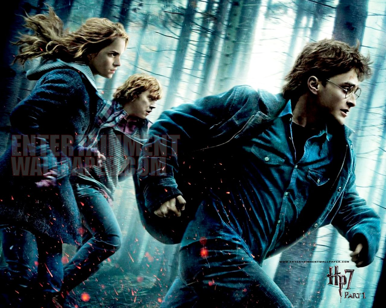 Harry Potter And The Deathly Hallows Part 1 Movie Wallpapers Src