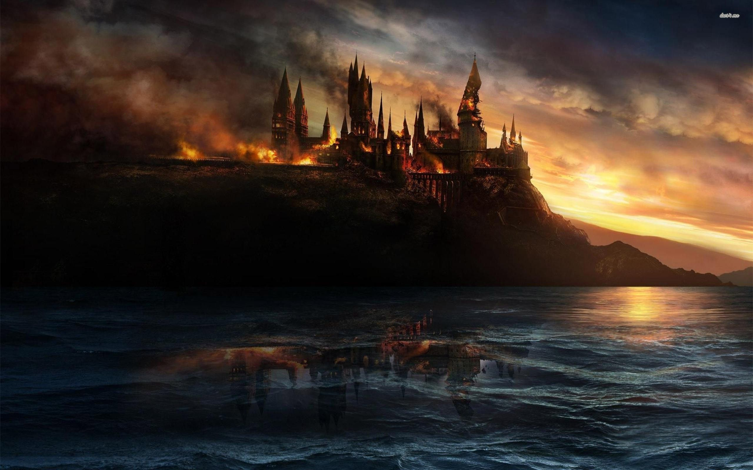 Hogwarts Desktop Wallpaper Sf Wallpaper
