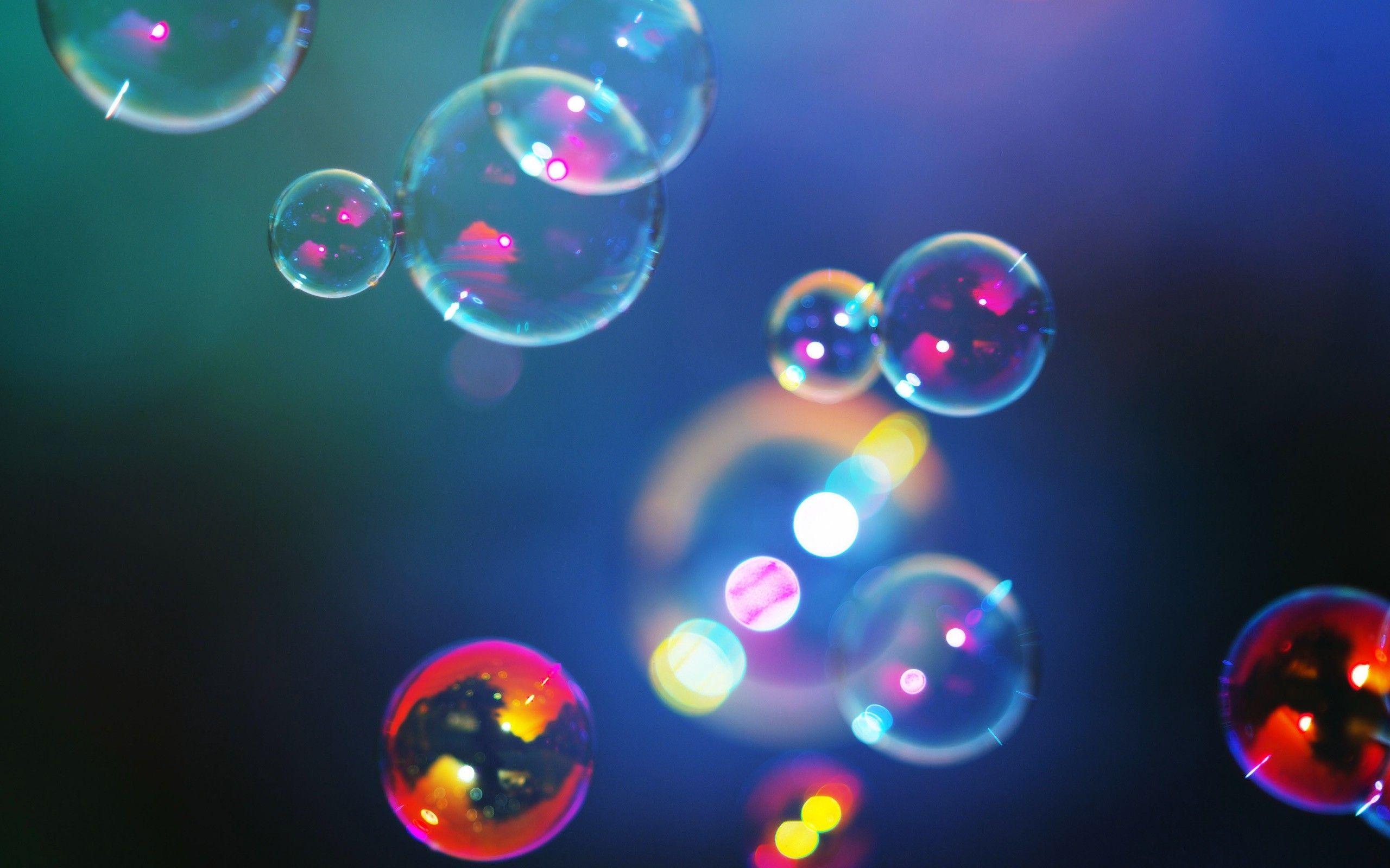 Hd Bubbles Wallpaper Sf Wallpaper