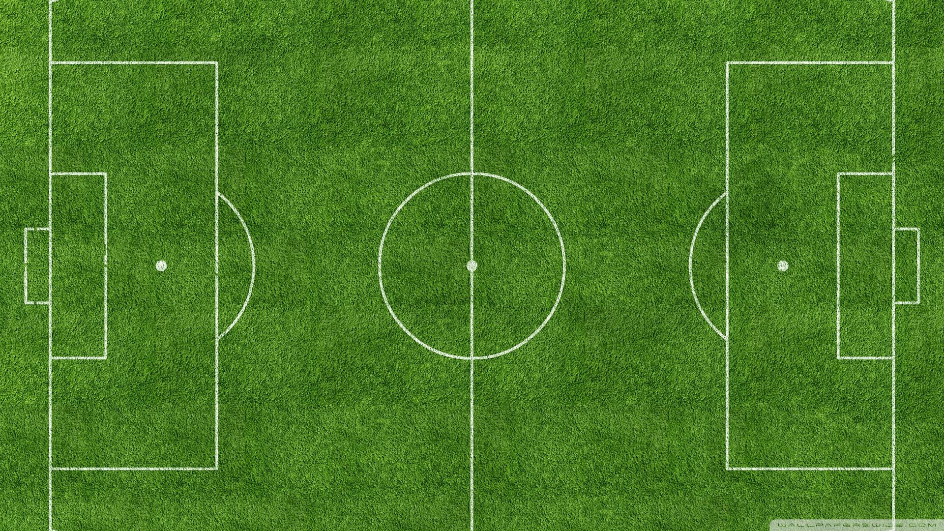 Football Pitch HD desktop wallpaper : Widescreen : High Definition