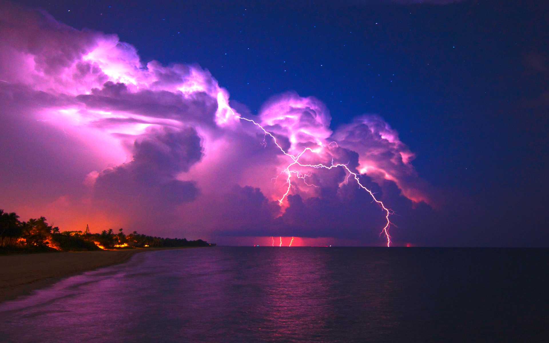 Lightning Wallpaper Hd - WallpaperSafari