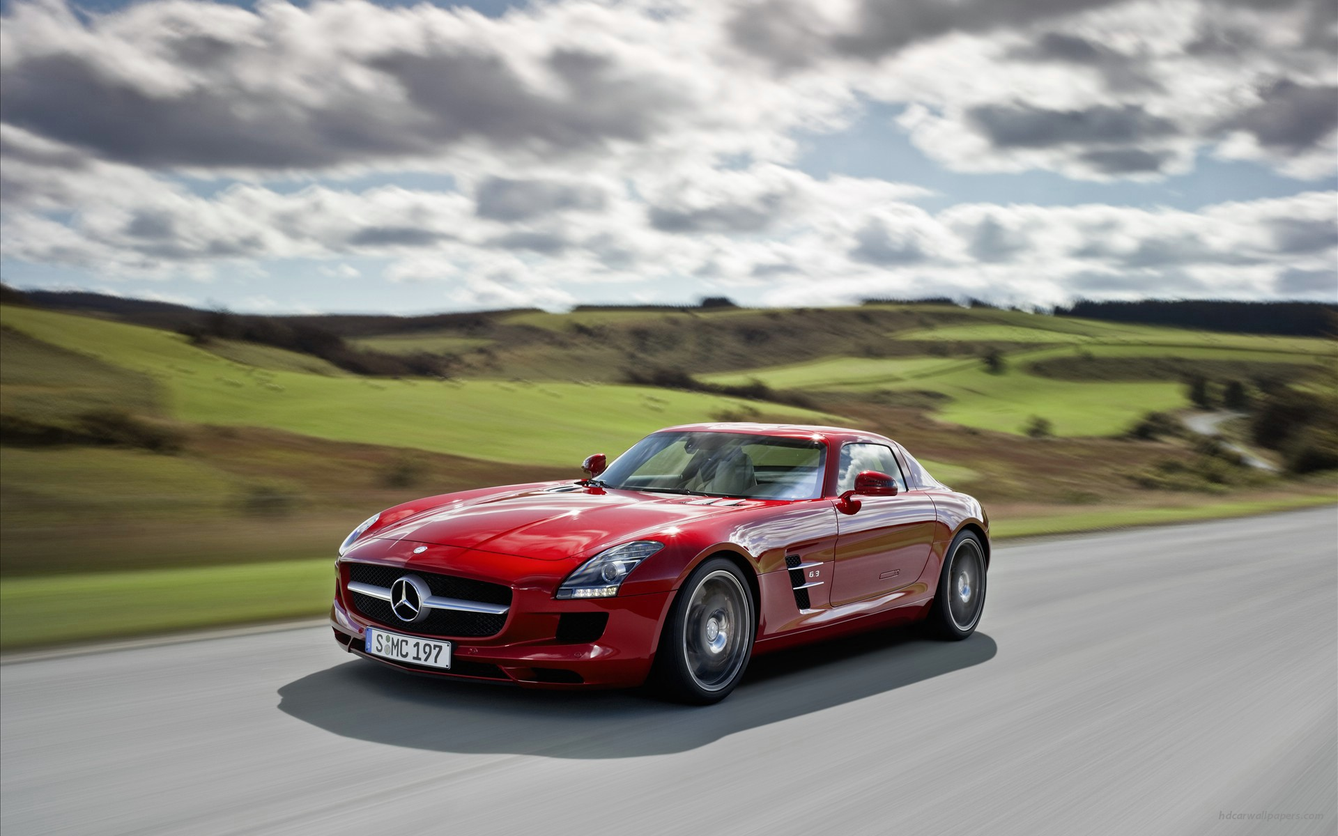 Mercedes HD Wallpapers - WallpaperSafari