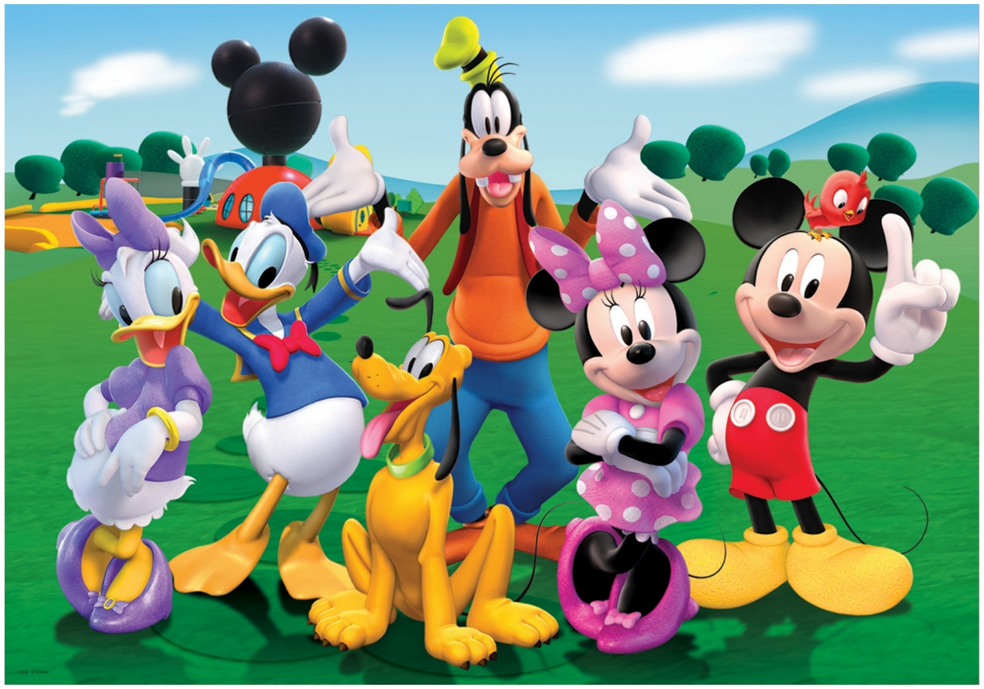 Mickey Mouse Cartoons HD Wallpapers Download | HD Walls