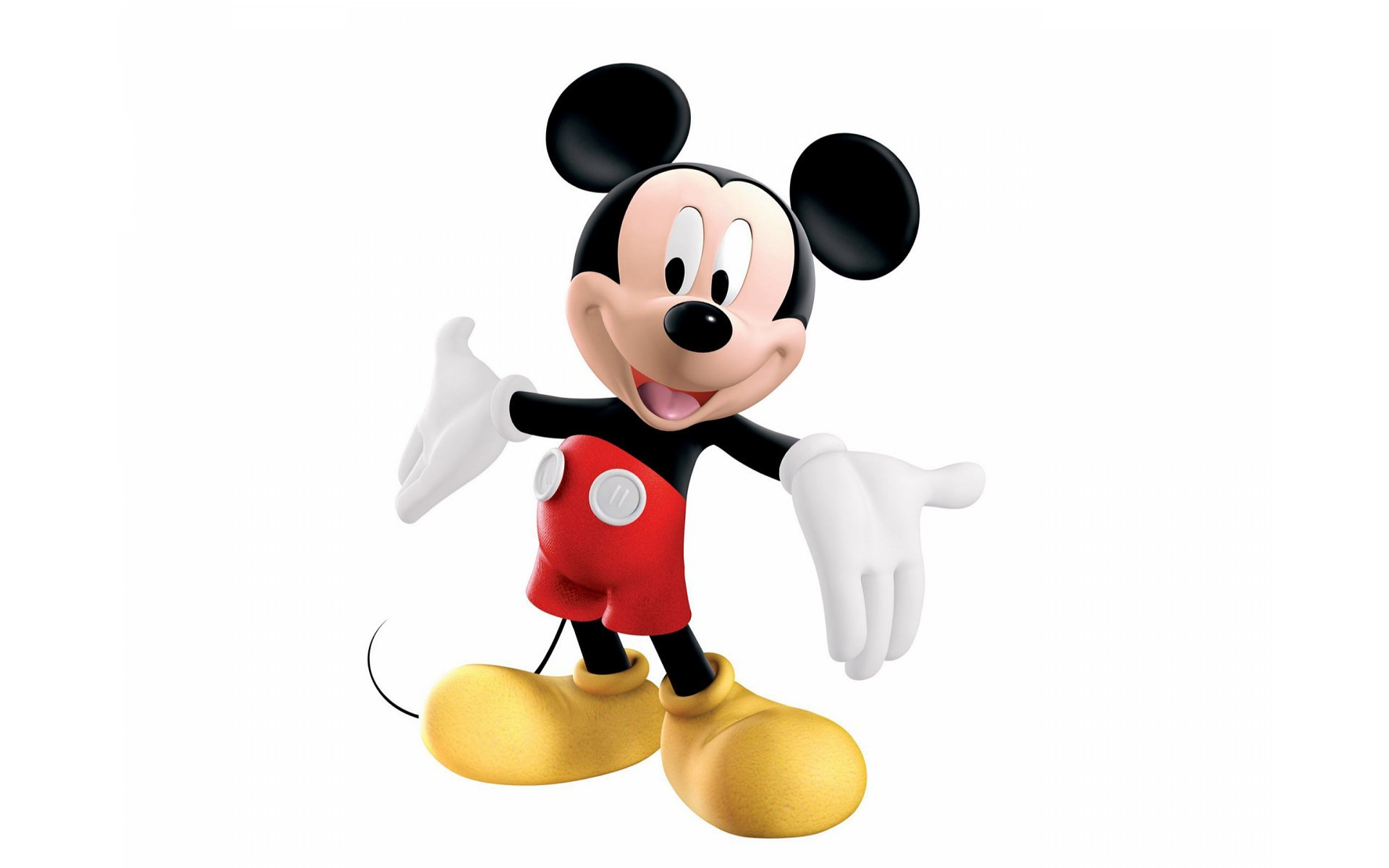 mickey mouse 3d wallpaper #2