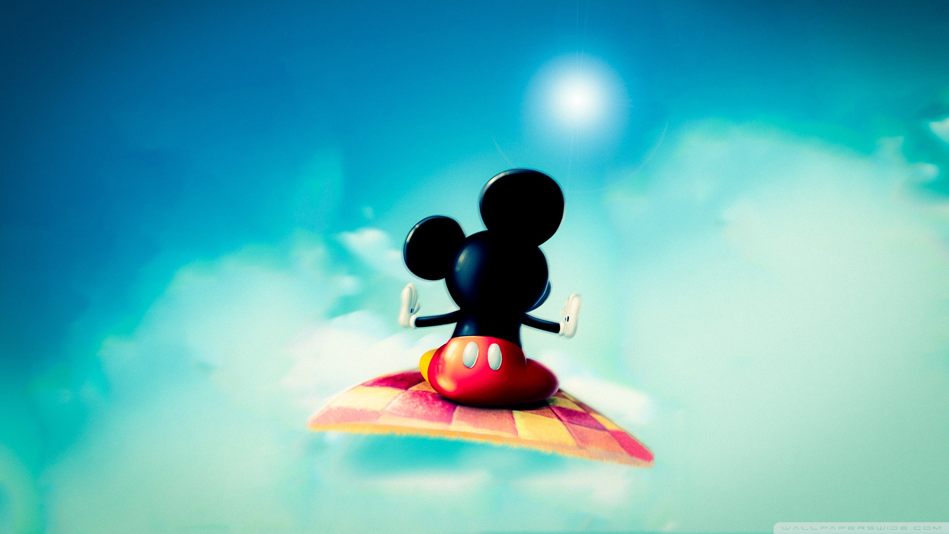 Mickey Mouse HD desktop wallpaper : High Definition : Fullscreen