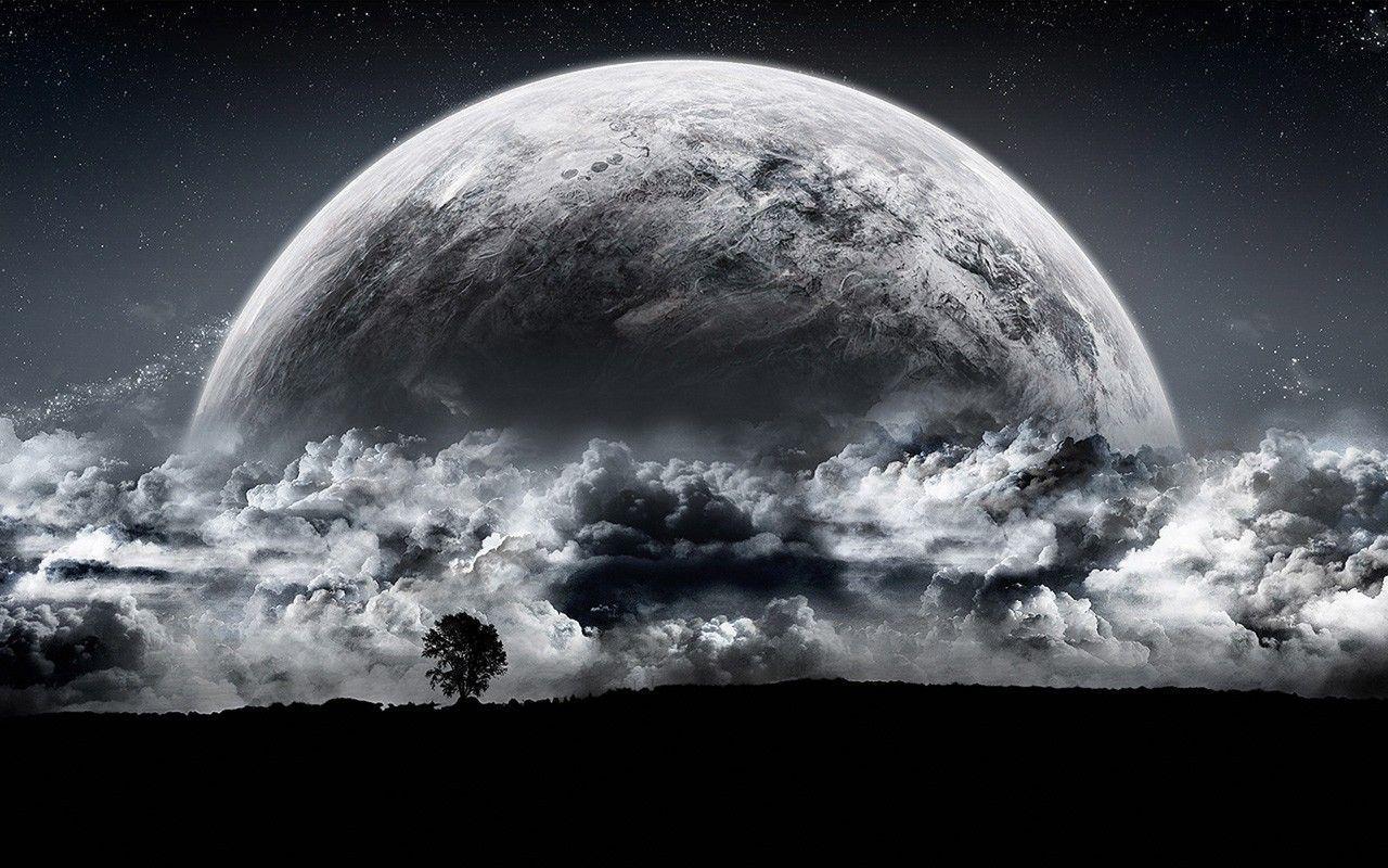 Moon HD Wallpapers - Wallpaper Cave
