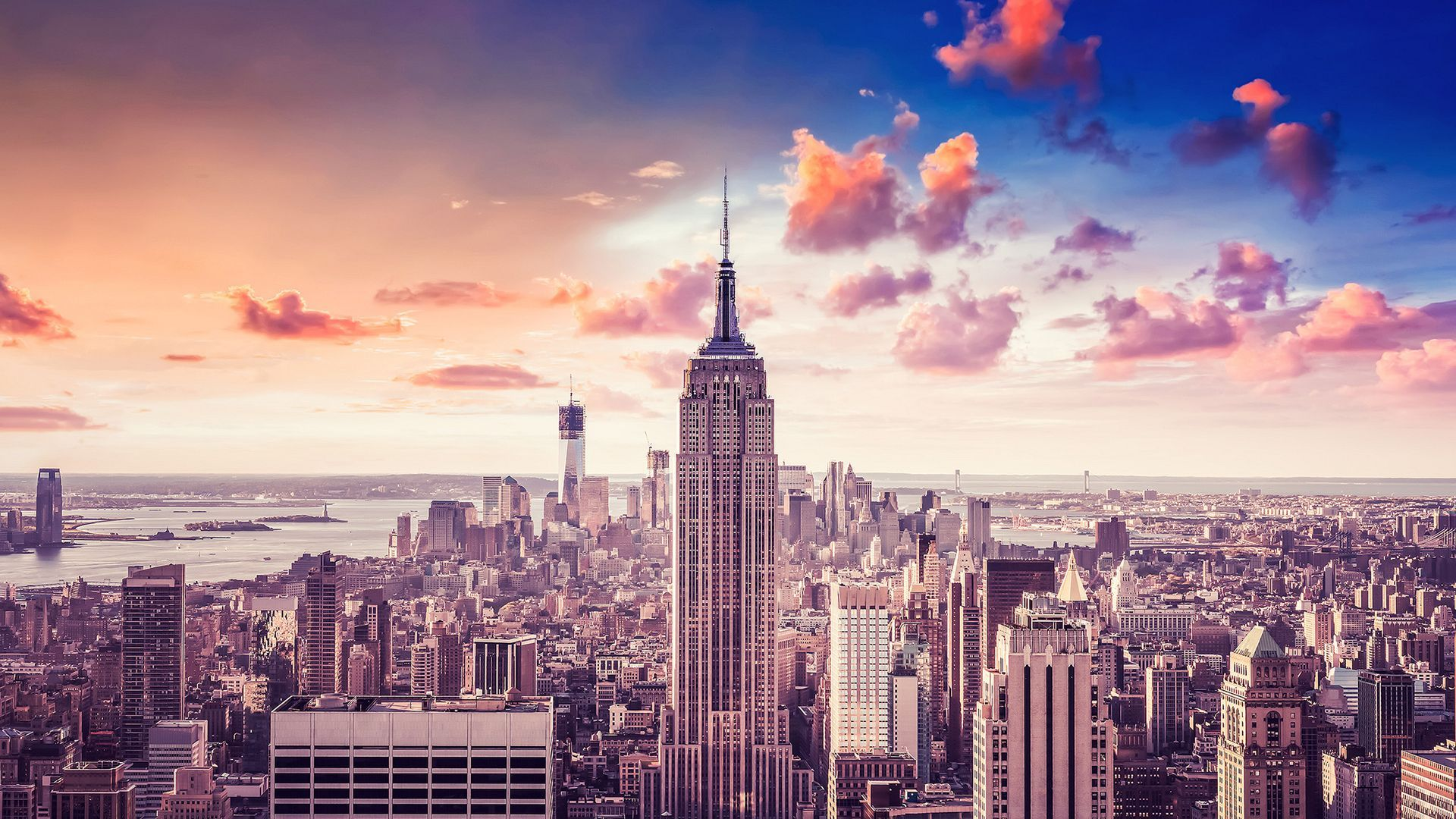 HD New York Wallpapers Are A Depiction Of Western Culture And