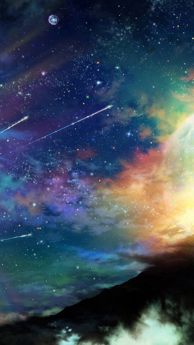Hd Space Wallpapers Iphone Sf Wallpaper