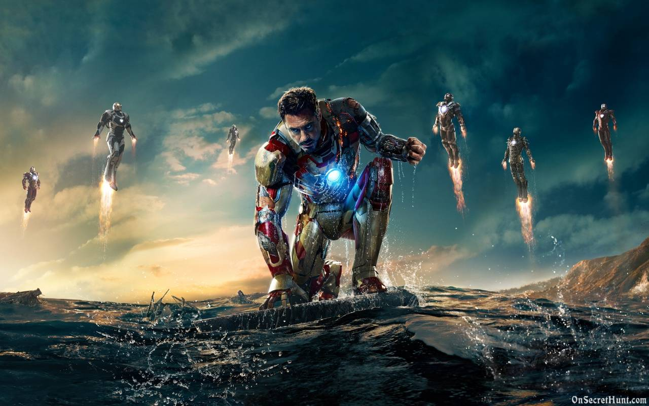 Full Hd Images Of Iron Man 3