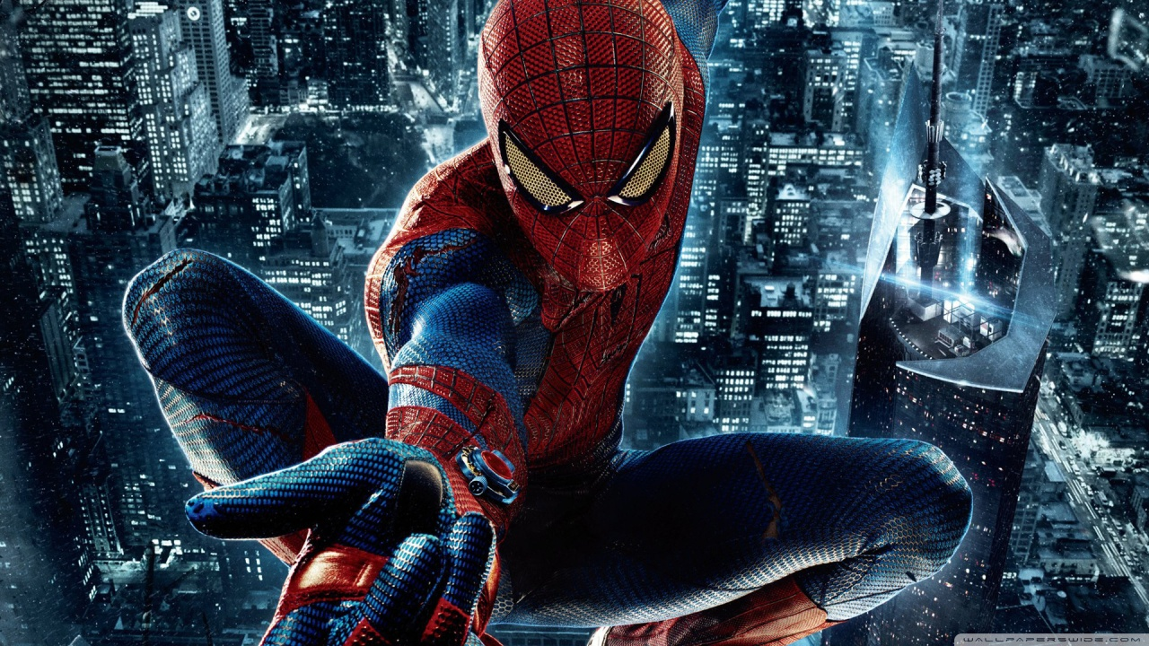 Spider Man 4 HD desktop wallpaper : High Definition : Fullscreen