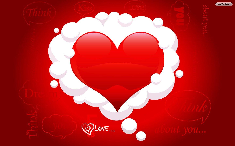 Wallpapers Heart Love Sf Wallpaper