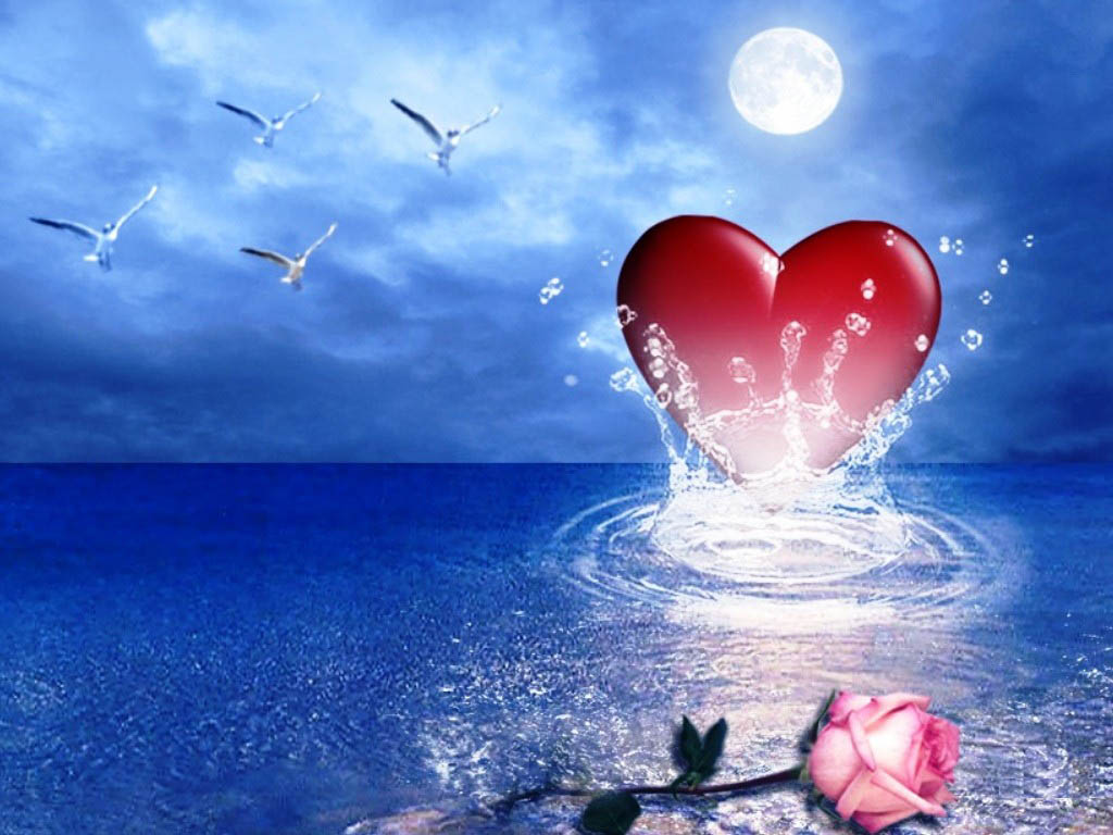 heart love wallpapers - sf wallpaper