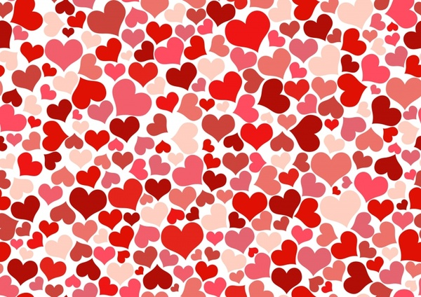 Red hearts wallpaper Free stock photos in JPEG ( jpg) 7016x4961