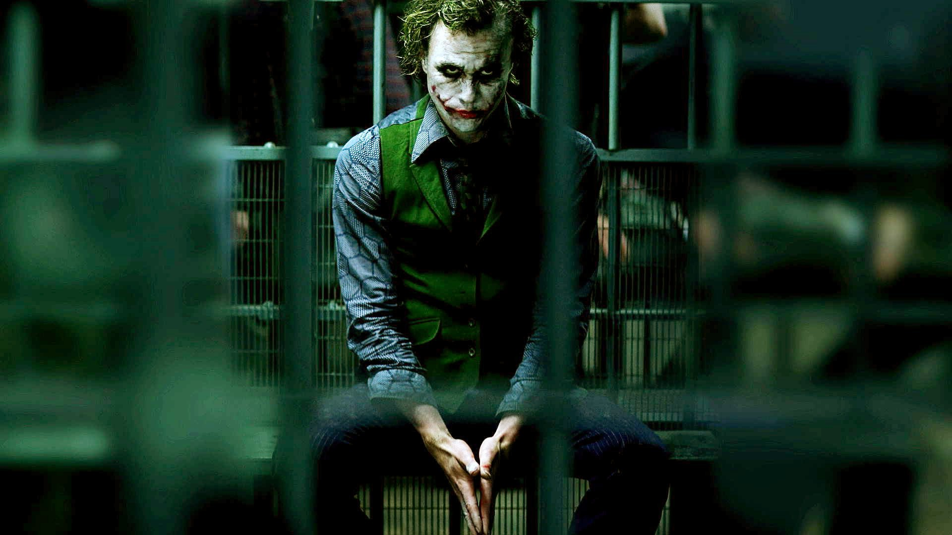 Heath Ledger Joker Wallpapers Page 1