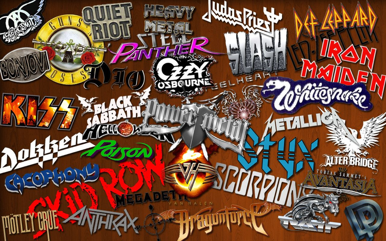Heavy Metal Bands Wallpapers Group (74+)