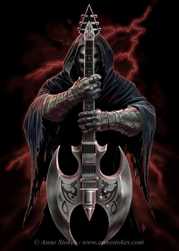 Heavy metal wallpaper