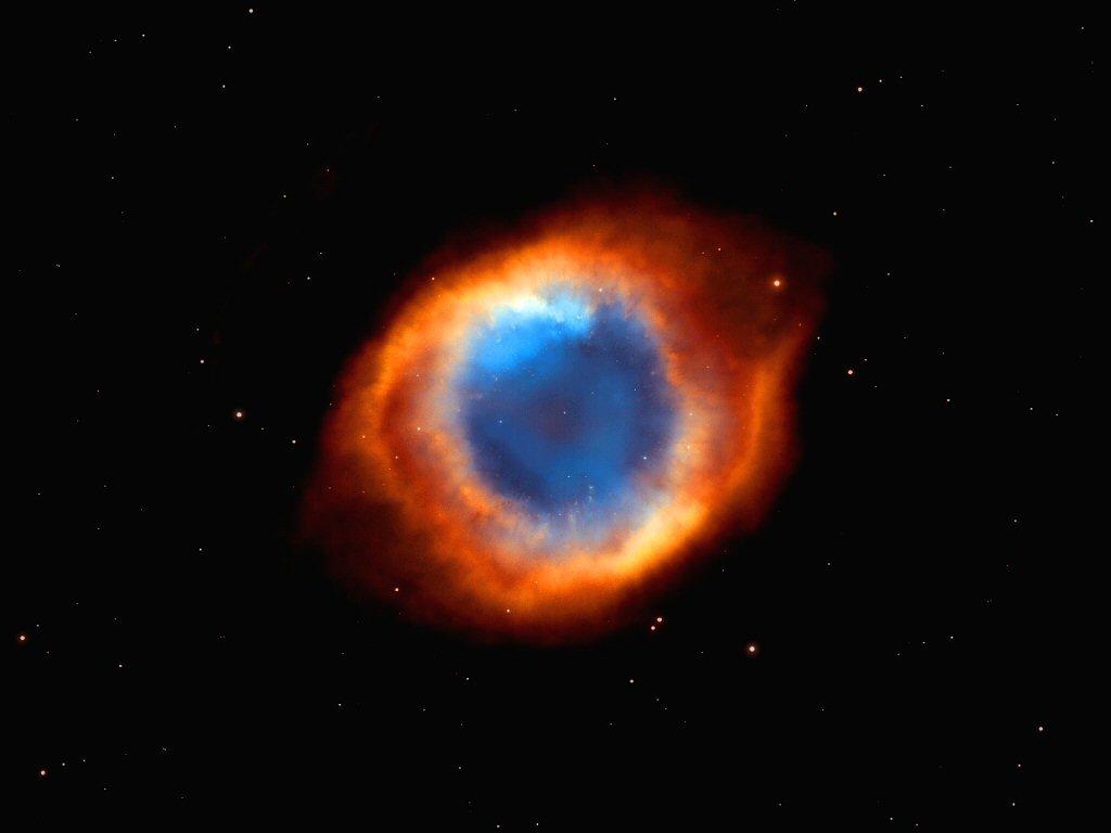 Helix Nebula HD Wallpaper