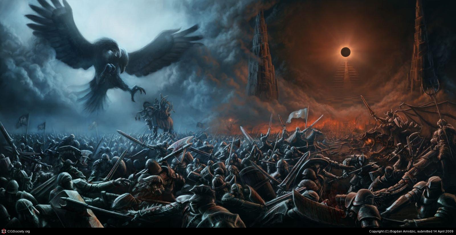 Hell wallpaper