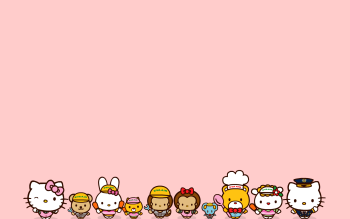 65 Hello Kitty HD Wallpapers | Backgrounds - Wallpaper Abyss
