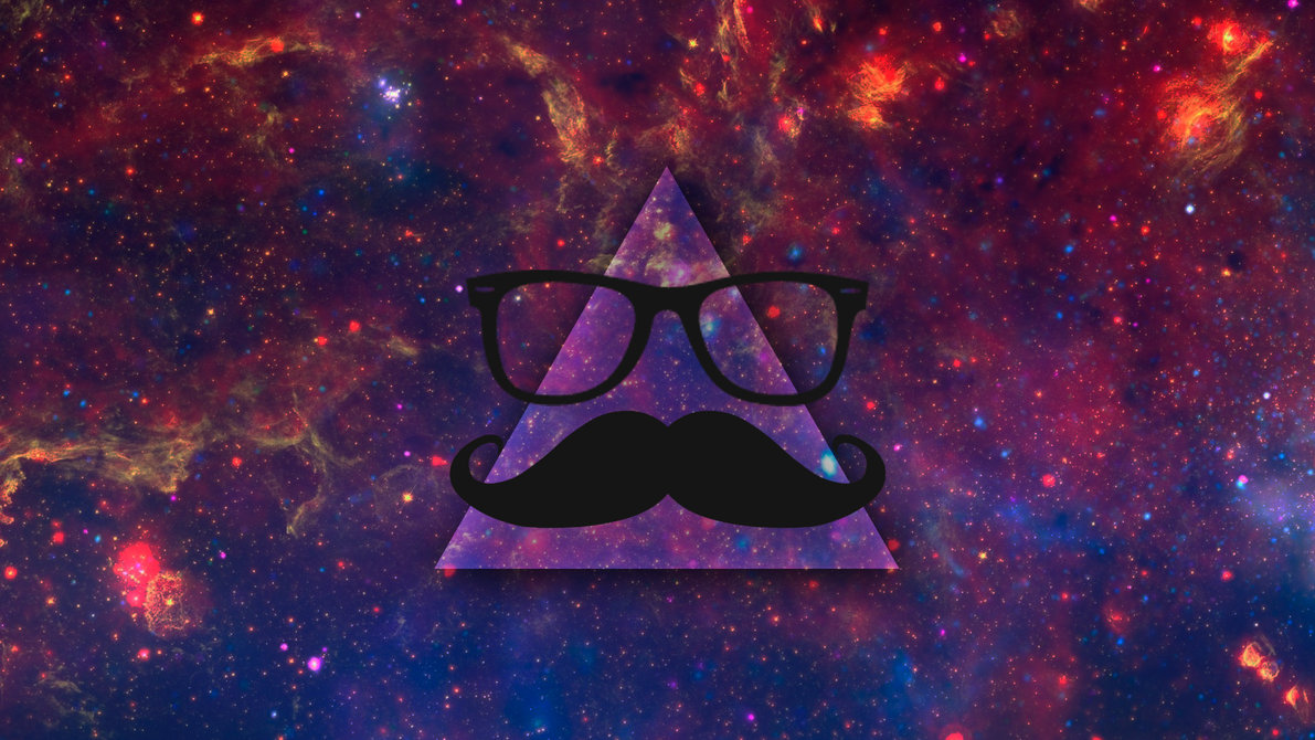 Hipster Galaxy Wallpaper - WallpaperSafari