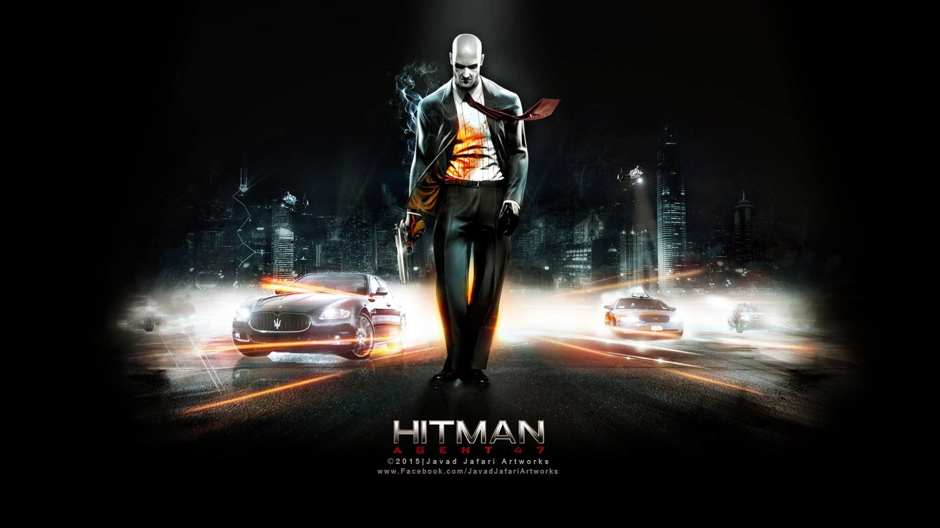 Hitman: Agent 47 Wallpapers · 4K HD Desktop Backgrounds Phone Images