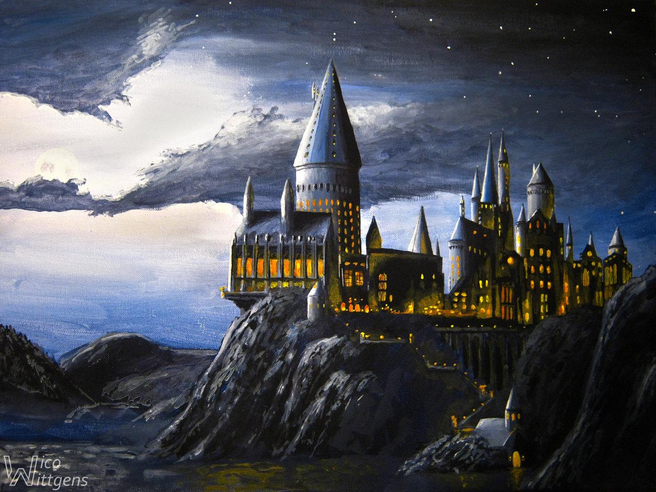 Most Inspiring Wallpaper Harry Potter Scenery - hogwarts-castle-wallpaper-15  Gallery_292718.jpg