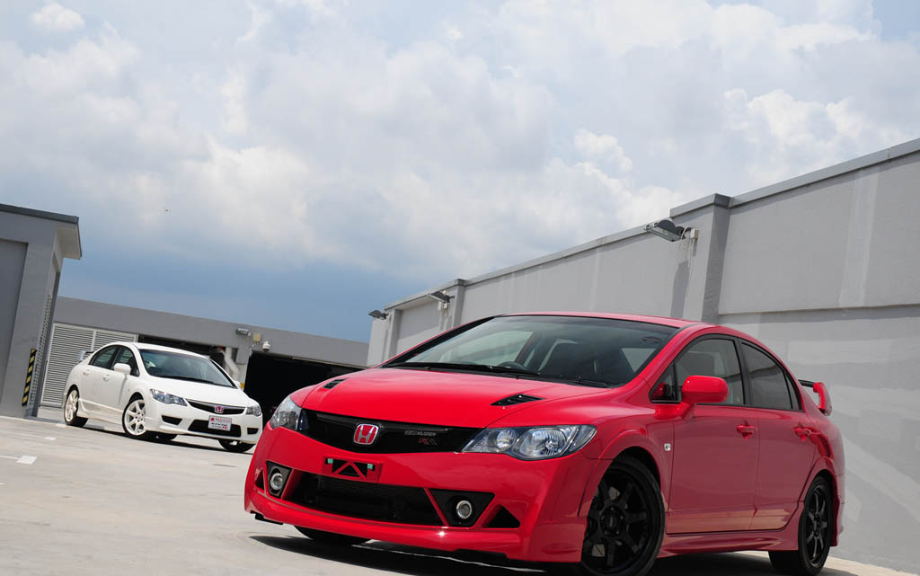 Honda Civic Mugen Rr Wallpaper