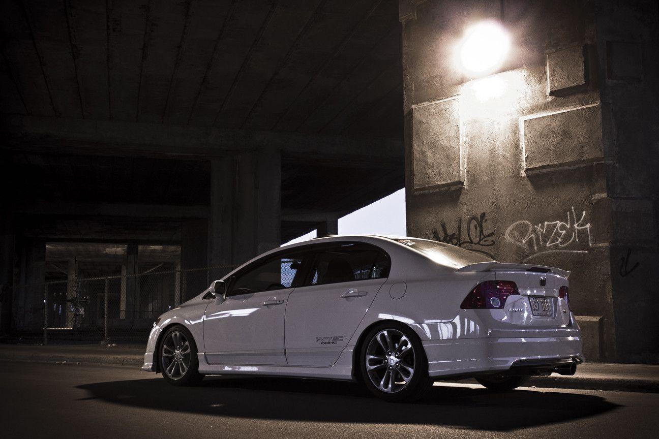 Honda Civic Si Wallpapers - Wallpaper Cave