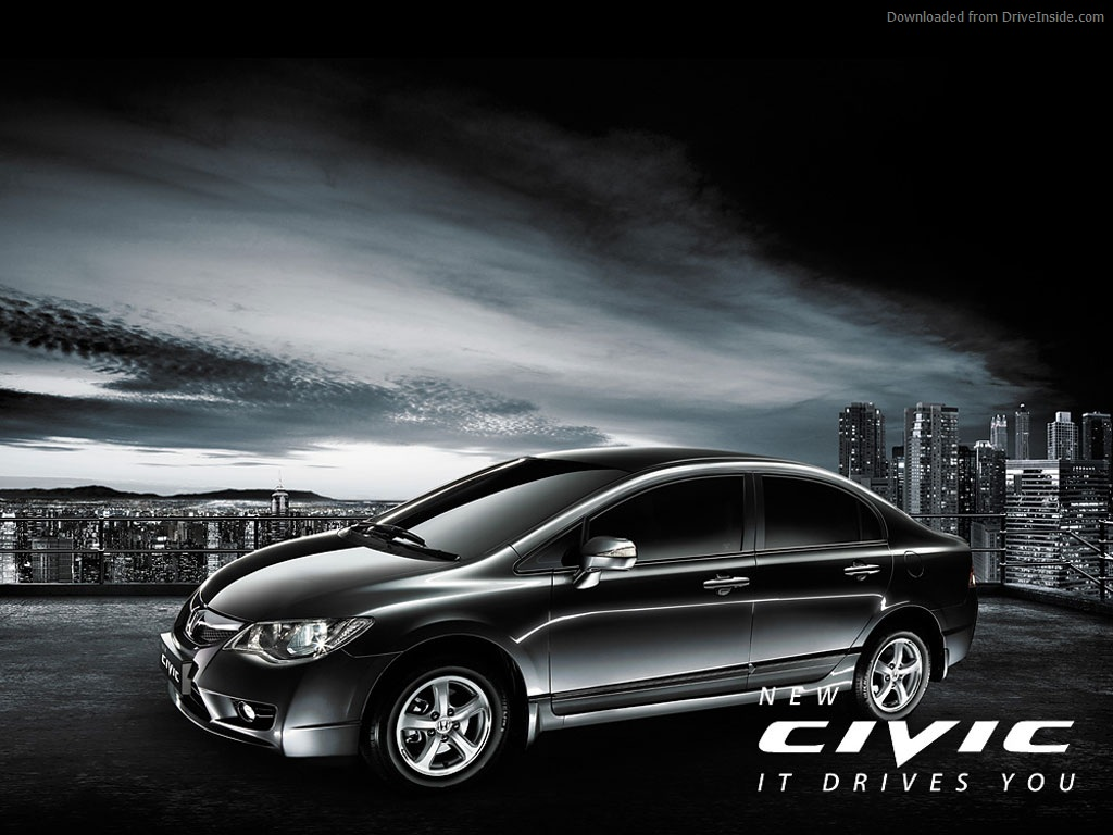 Honda Civic Si Wallpaper - WallpaperSafari
