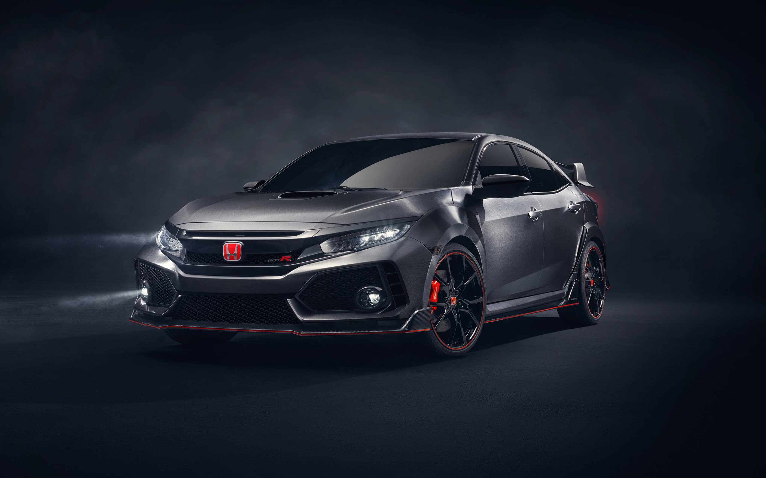 2017 Honda Civic Type R 2 Wallpaper | HD Car Wallpapers