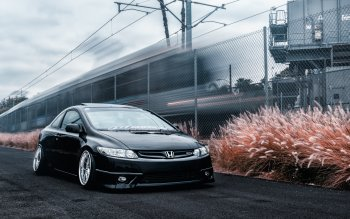 17 Honda Civic HD Wallpapers | Backgrounds - Wallpaper Abyss