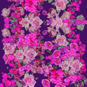 Hot Pink Flower Wallpaper Sf Wallpaper