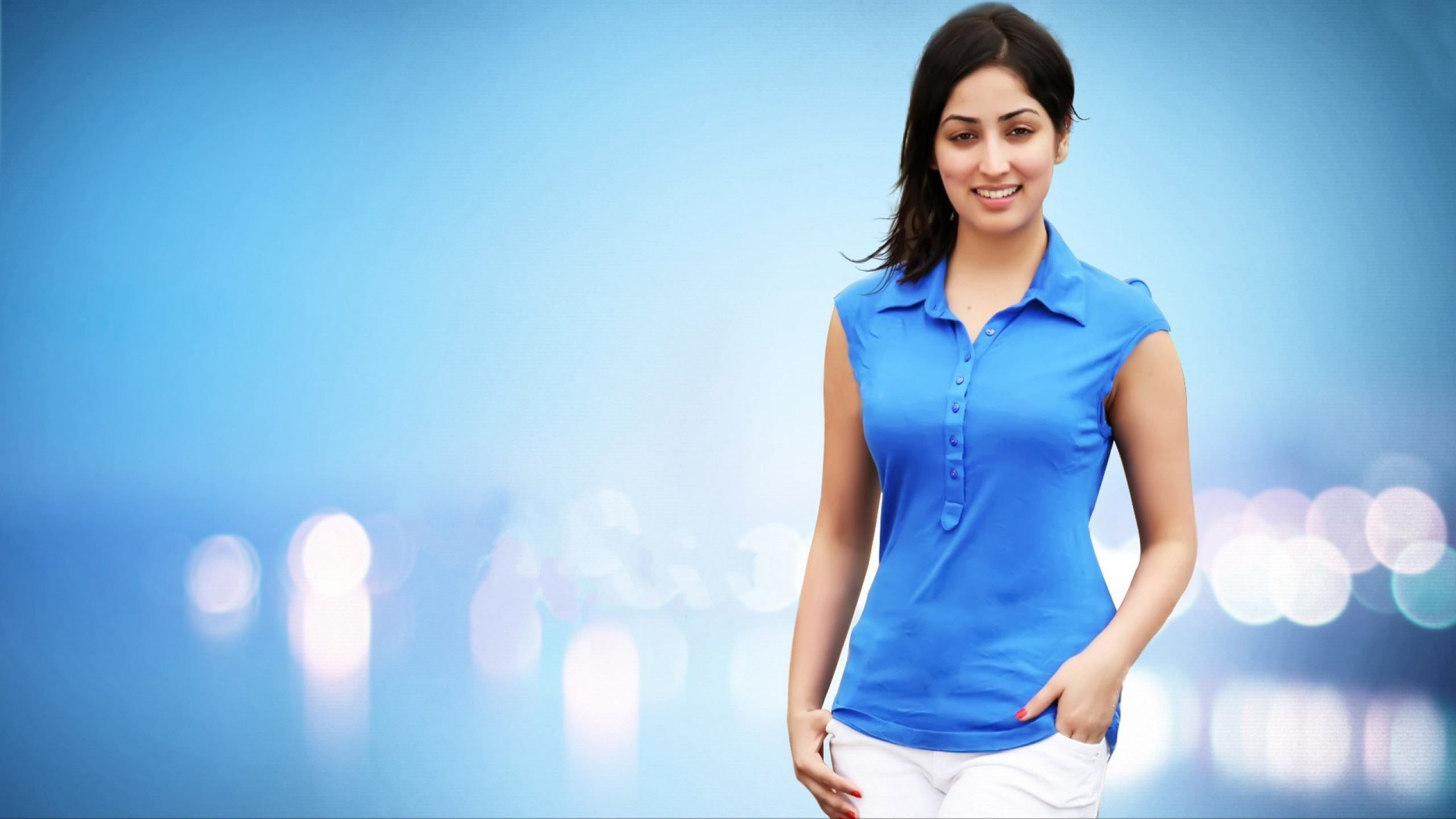 Yami Gautam Woman Girl Full HD Hot Wallpaper Free - Download Yami