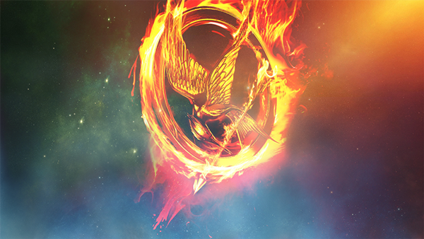 Hunger Games Wallpaper on Behance
