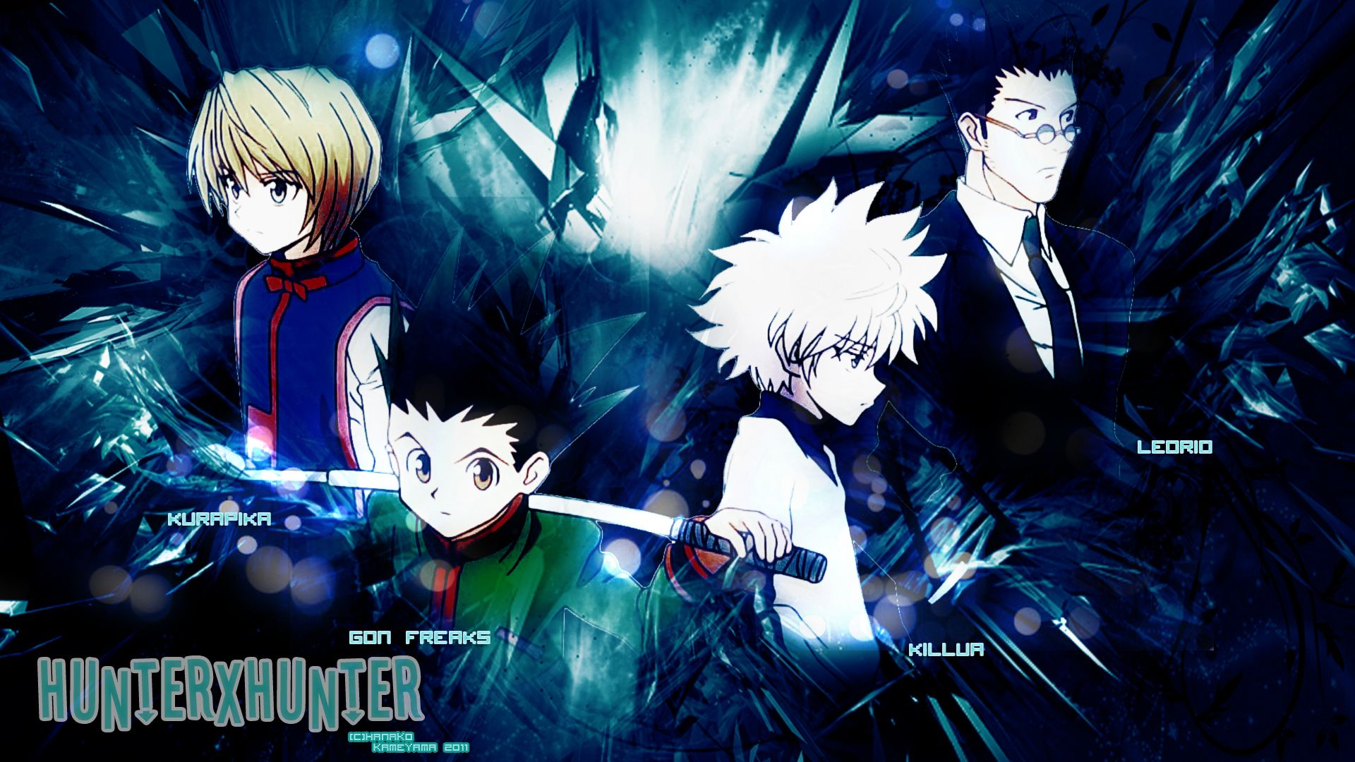 Hunter X Wallpaper HD